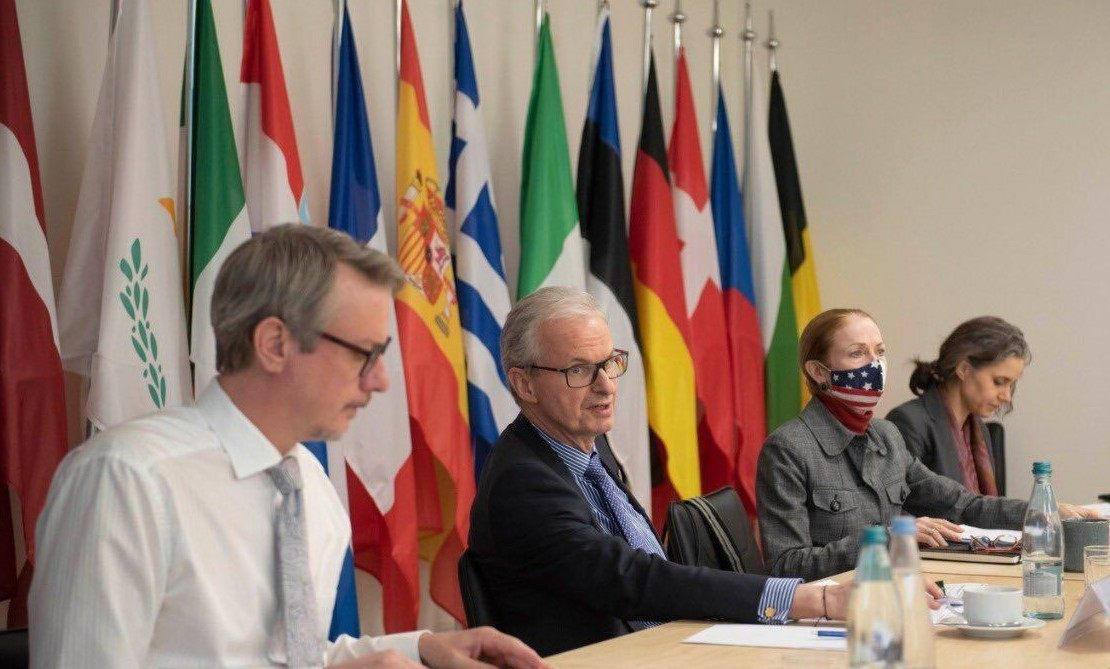 Danielson EU USA ambassadors #новости Грузия, ес, Карл Харцель, Келли Дэгнан, кризис Мечты, кристиан даниельсон