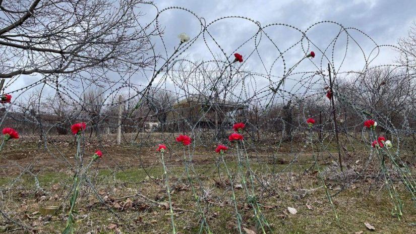 border #новости Дата Ванишвили, дедушка Дата, российская оккупация в Грузии, Южная Осетия
