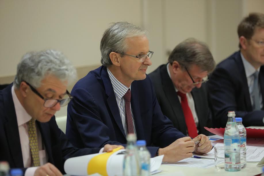 danielson Еврокомиссия Еврокомиссия