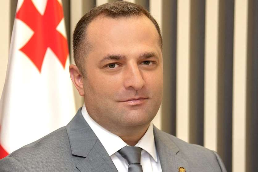 david sujashvili Минобороны Грузии Минобороны Грузии