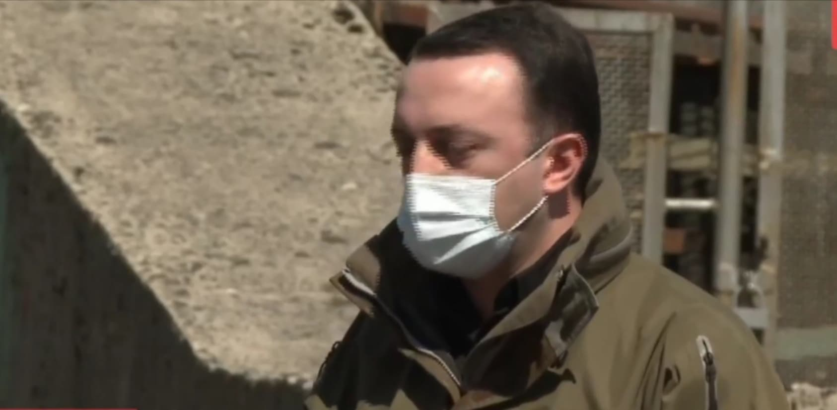garibashvili #новости Грузия, Ингури ГЭС, Иракий Гарибашвили, энергетика