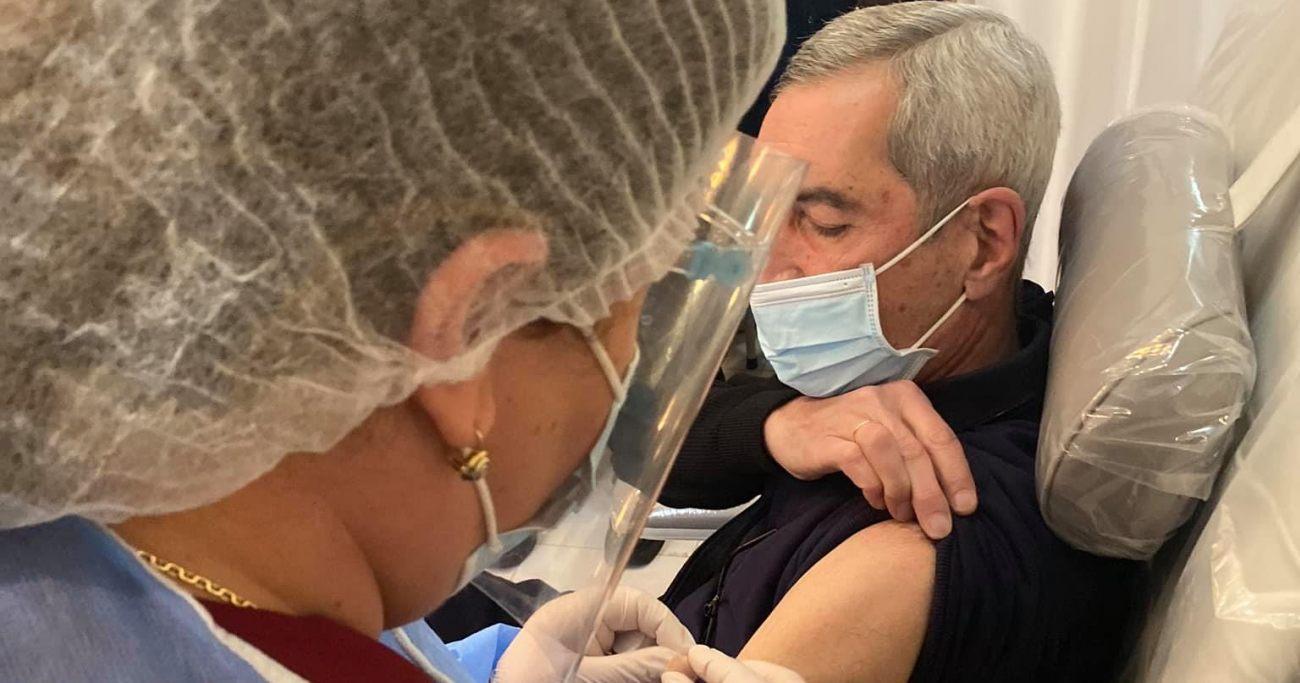 imnadze paata #новости AstraZeneca, вакцинация в Грузии, Паата Имнадзе, пандемия коронавируса