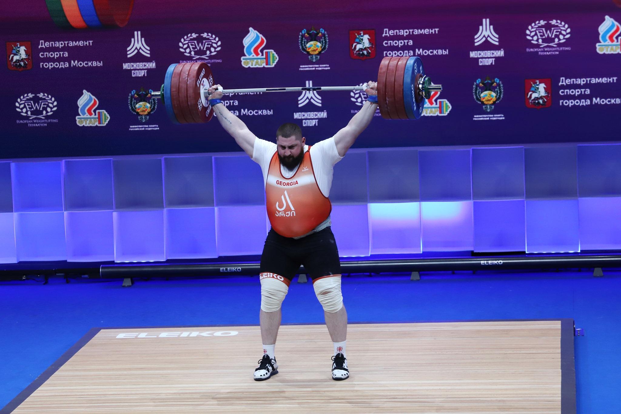 172055392 1258509061211212 172530798804909556 n #новости Лаша Талахадзе, спорт, тяжелая атлетика