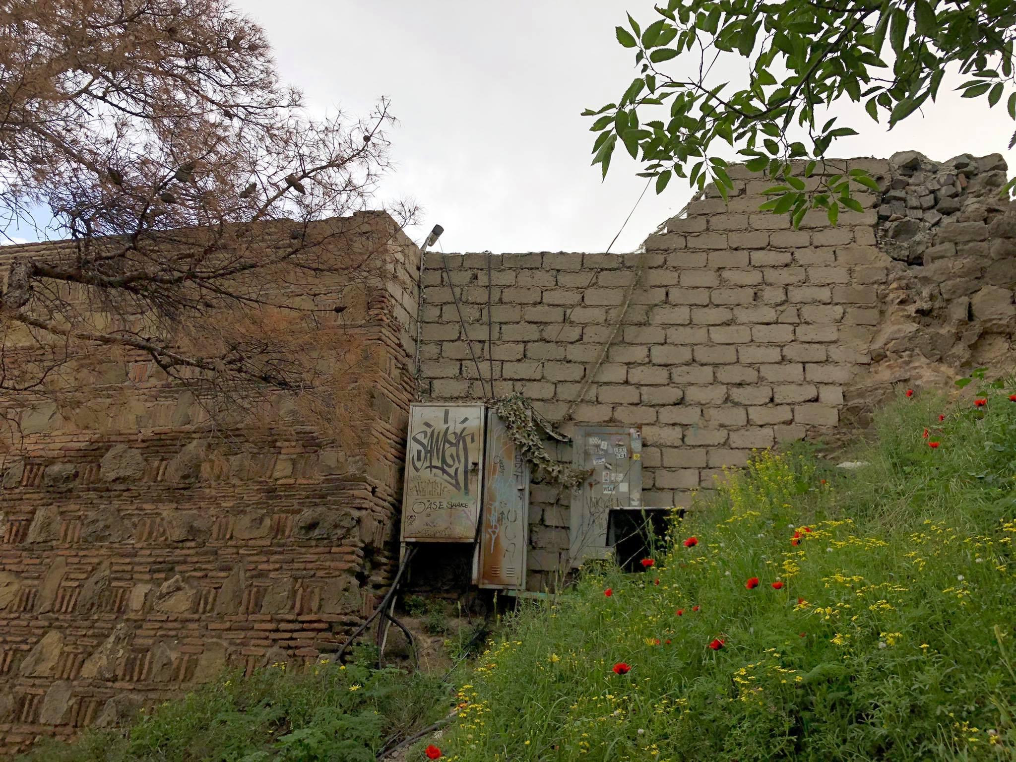 179951765 138197048319711 2543941090997080143 n #новости архитектура, культурное наследие, Нарикала, тбилиси