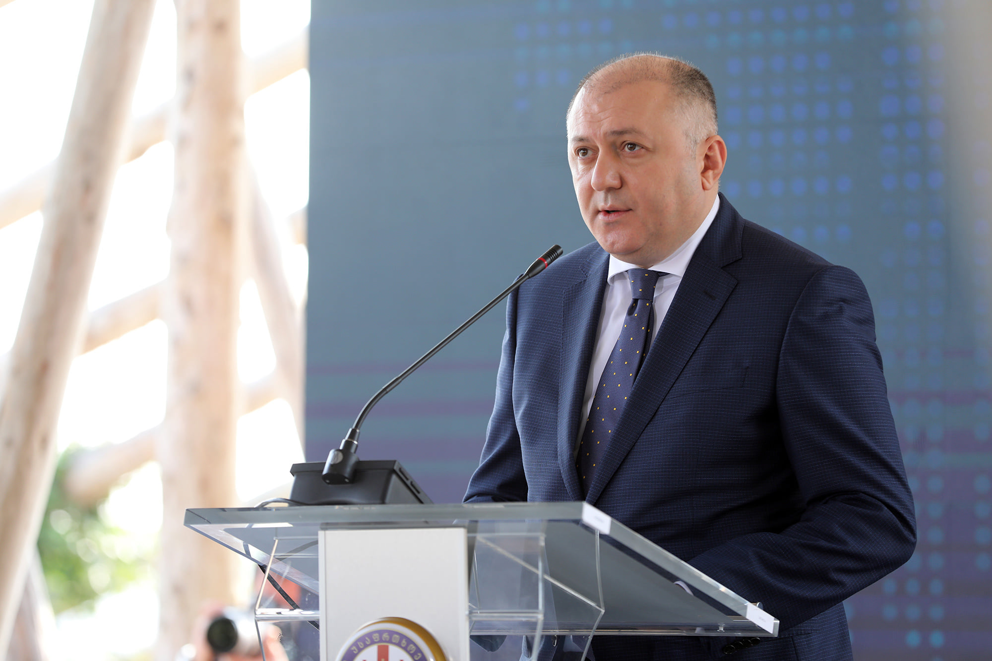 Grigol Liluashvili #новости Абхазия, Аибга, Григол Лилуашвили