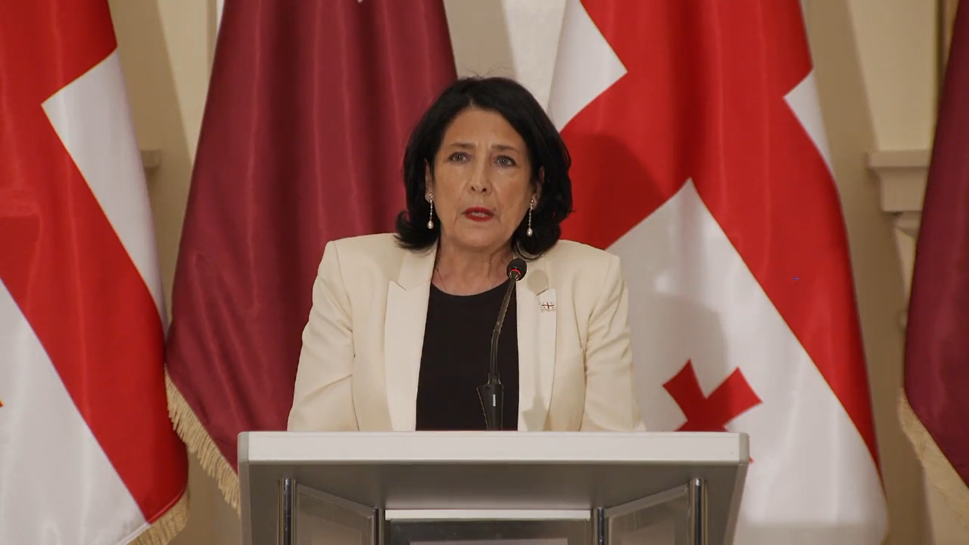 Salome Zourabishvili 421 #новости Президент Грузии, Саломе Зурабишвили