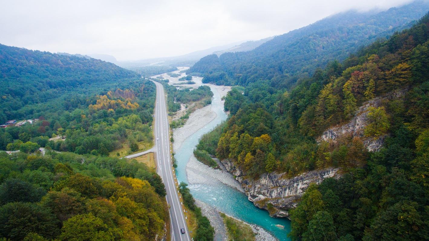 Transkam #новости Рокский тоннель, Южная Осетия