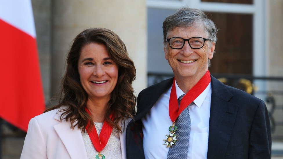 118310107 gettyimages 671288650 Новости BBC Билл Гейтс, развод
