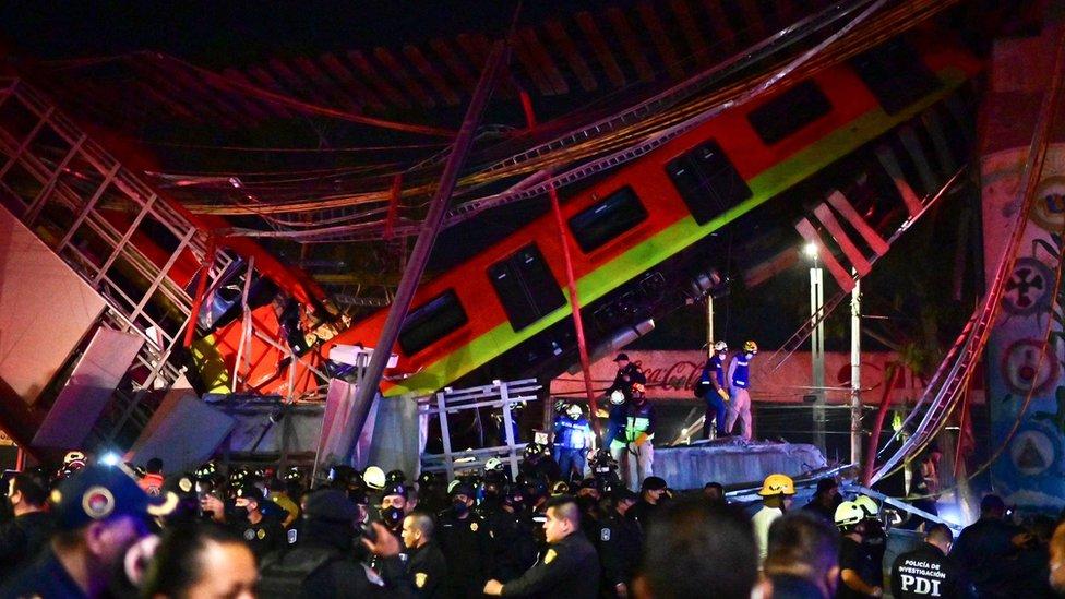 118313969 gettyimages 1232678237 Новости BBC Мексика, Мехико