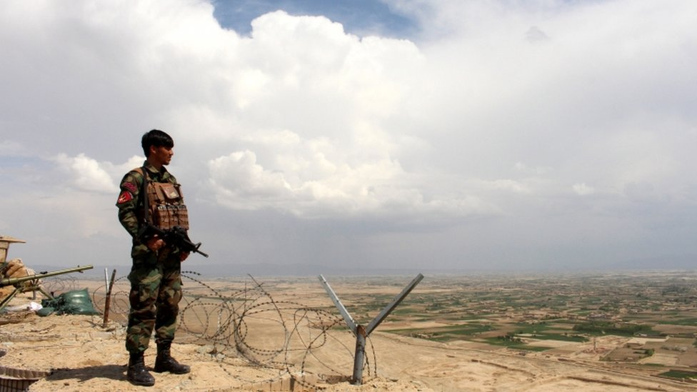 118456290 tv067102799 Новости BBC Афганистан, война, талибы