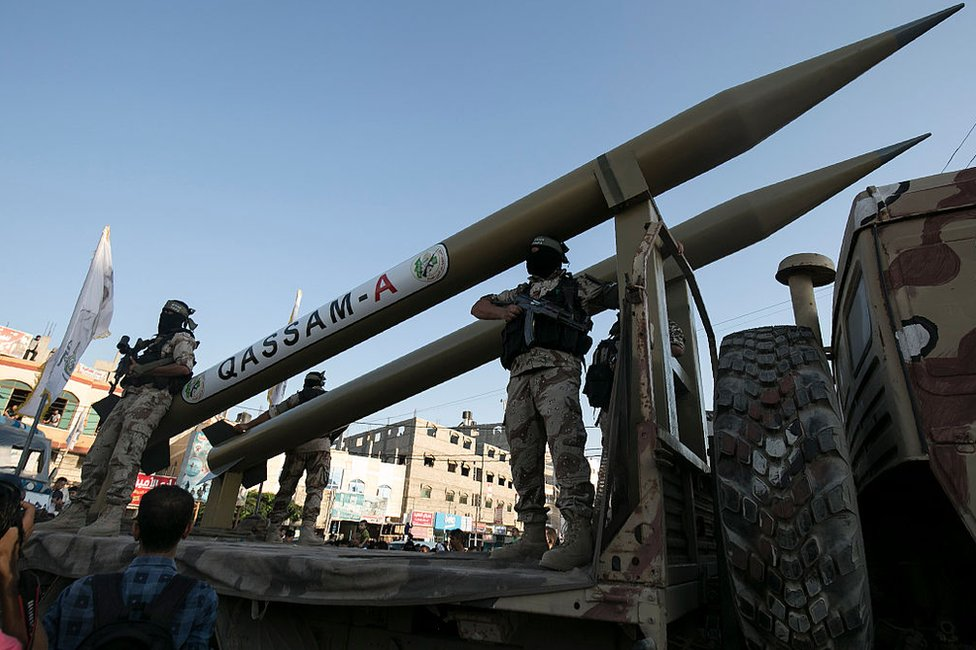 118481391 gettyimages 593234900 Новости BBC Израиль, Палестина, Сектор Газа, ХАМАС