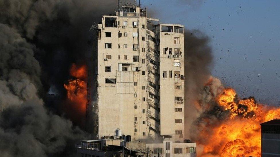 118483265 mediaitem118483261 Новости BBC Израиль, Сектор Газа, ХАМАС