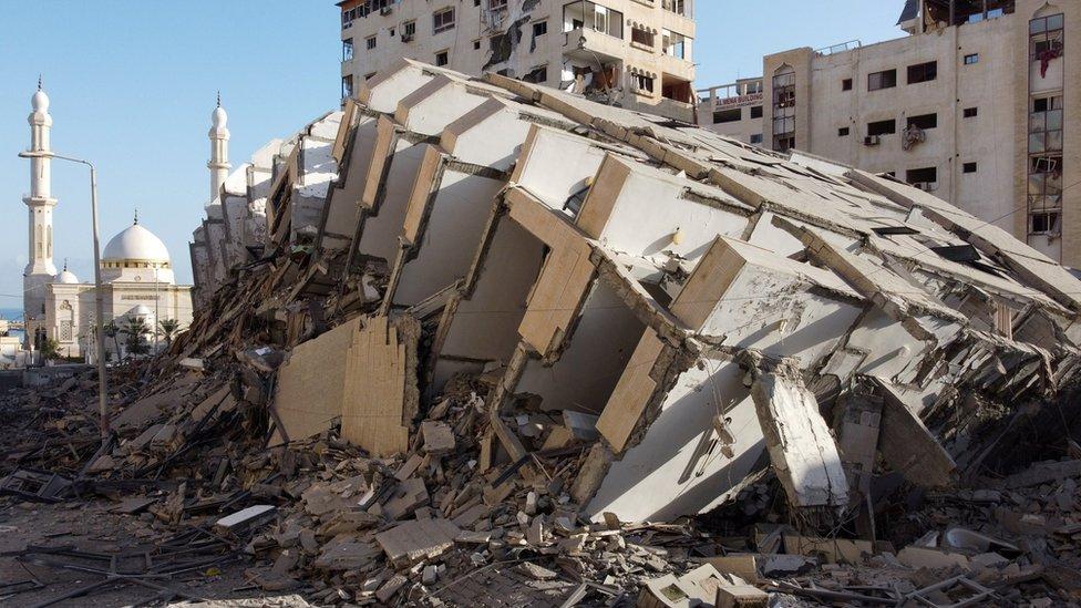 118486130 gaza reu Новости BBC Афганистан, дайджест, Израиль, ХАМАС