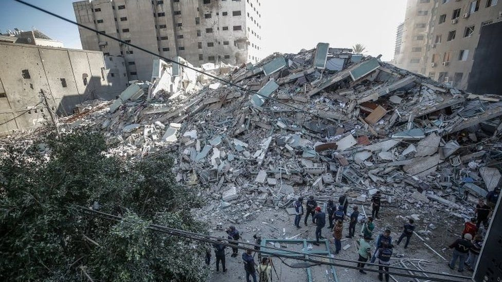 118516098 5eec8d7e 8b99 406d 86b1 2b2772facbef Новости BBC Израиль, Сектор Газа, ХАМАС