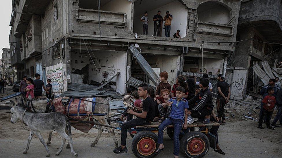 118583662 gettyimages 1232996682 594x594 1 Новости BBC Израиль, Палестина, Сектор Газа, ХАМАС