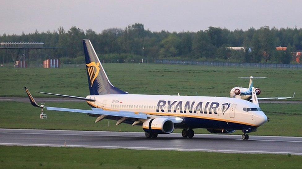 118583668 gettyimages 1233071430 594x594 1 Новости BBC Ryanair, Беларусь, Роман Протасевич