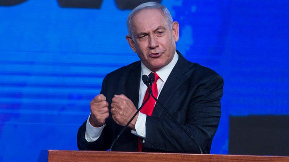 118646507 gettyimages 1231895707 594x594 1 Новости BBC Биньямин Нетаньяху, Израиль, ХАМАС