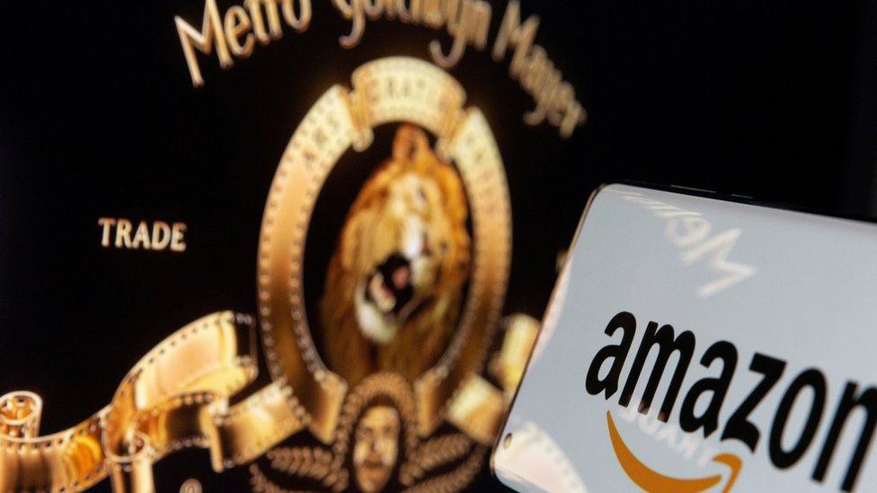 118680643 am mgm reu Новости BBC Amazon, MGM