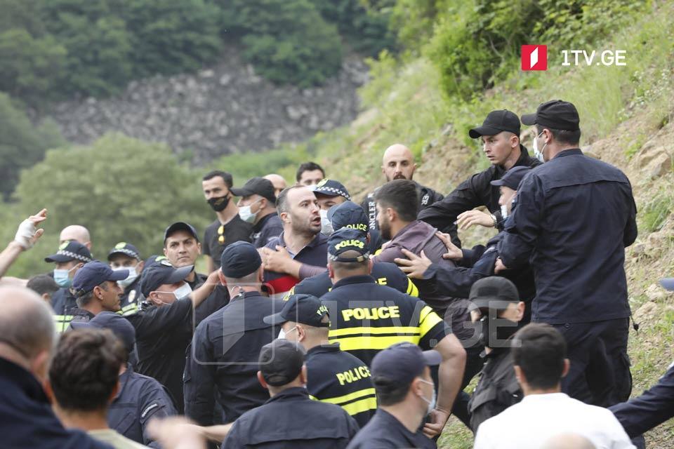 1621258099 186546268 4054958524573318 5959796595263155068 n 1 #новости Грузия, Дманиси, Квемо Картли, массовая драка, нападение на журналистов, ОВГ, потасовка