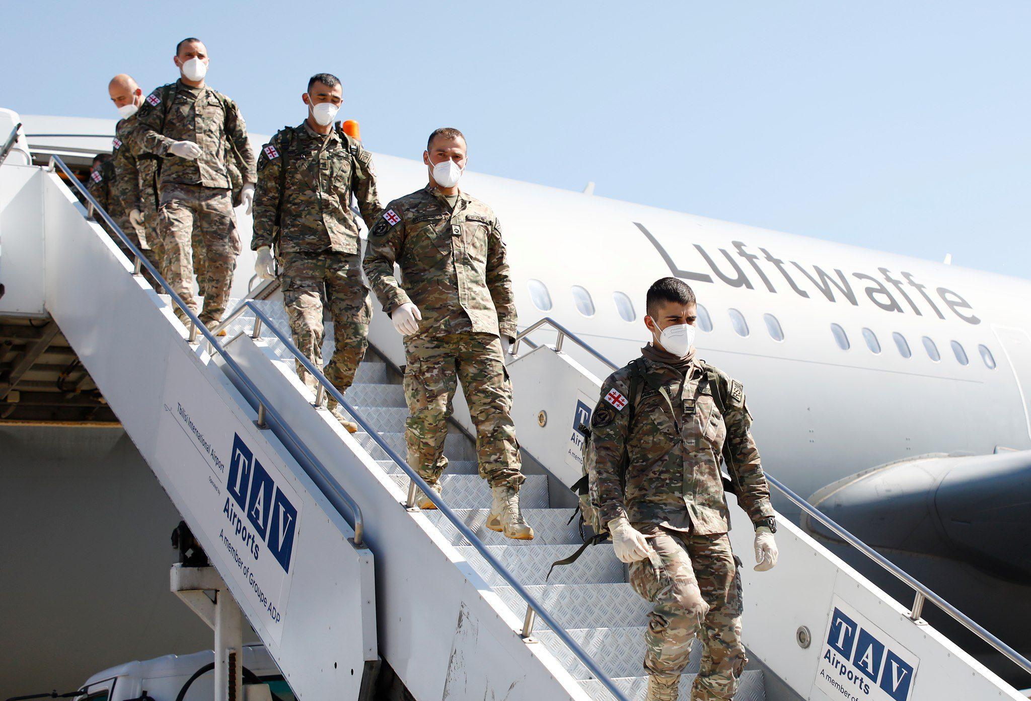 188587579 4402566429776065 6242517173997945511 n e1621602103505 #новости Афганистан, Грузия-Германия, миссия в Афганистане, Хуберт Книрш