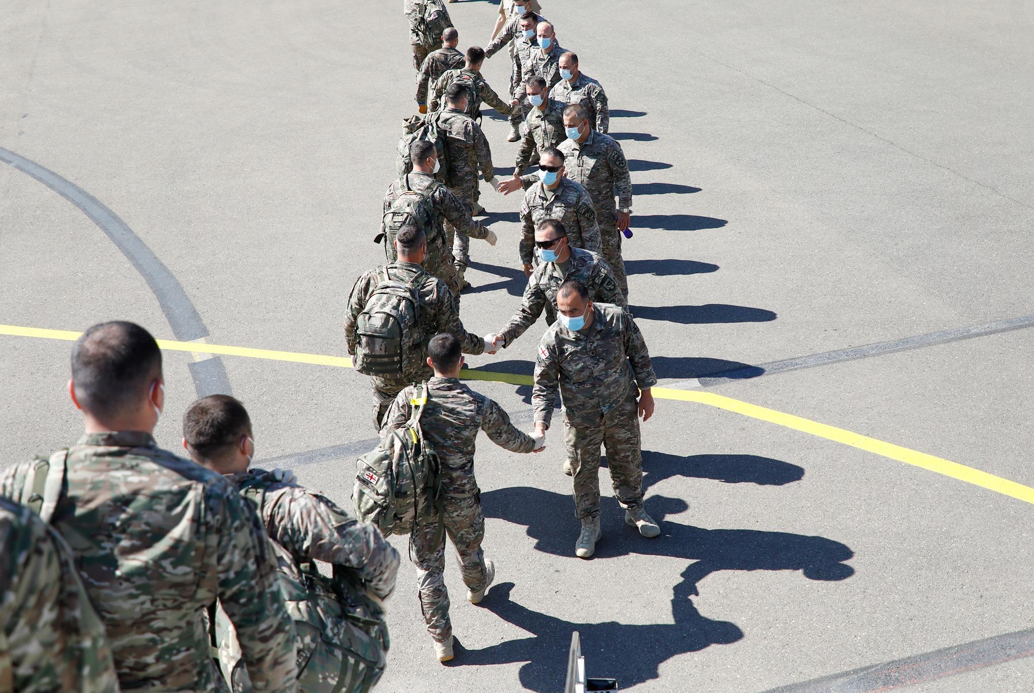 189613083 4402566666442708 7103442355924921325 n #новости Афганистан, Грузия-Германия, миссия в Афганистане, Хуберт Книрш