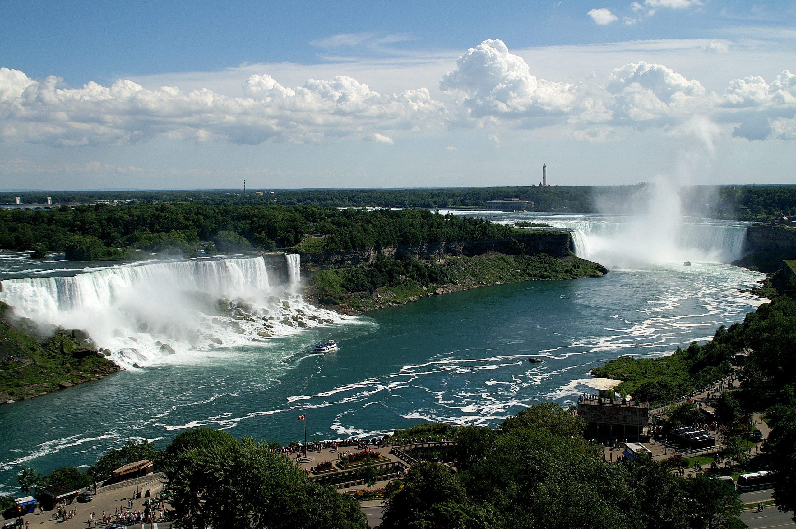 3Falls Niagara scaled #новости 26 мая, Грузия-Канада, День независимости Грузии, Канада, Котэ Абхази, Ниагарский водопад, Нико Абхази