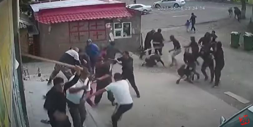 5oqpyyoayg27opq #новости Грузия, Дманиси, дпвка, конфликт, МВД Грузии, полиция, потасовка