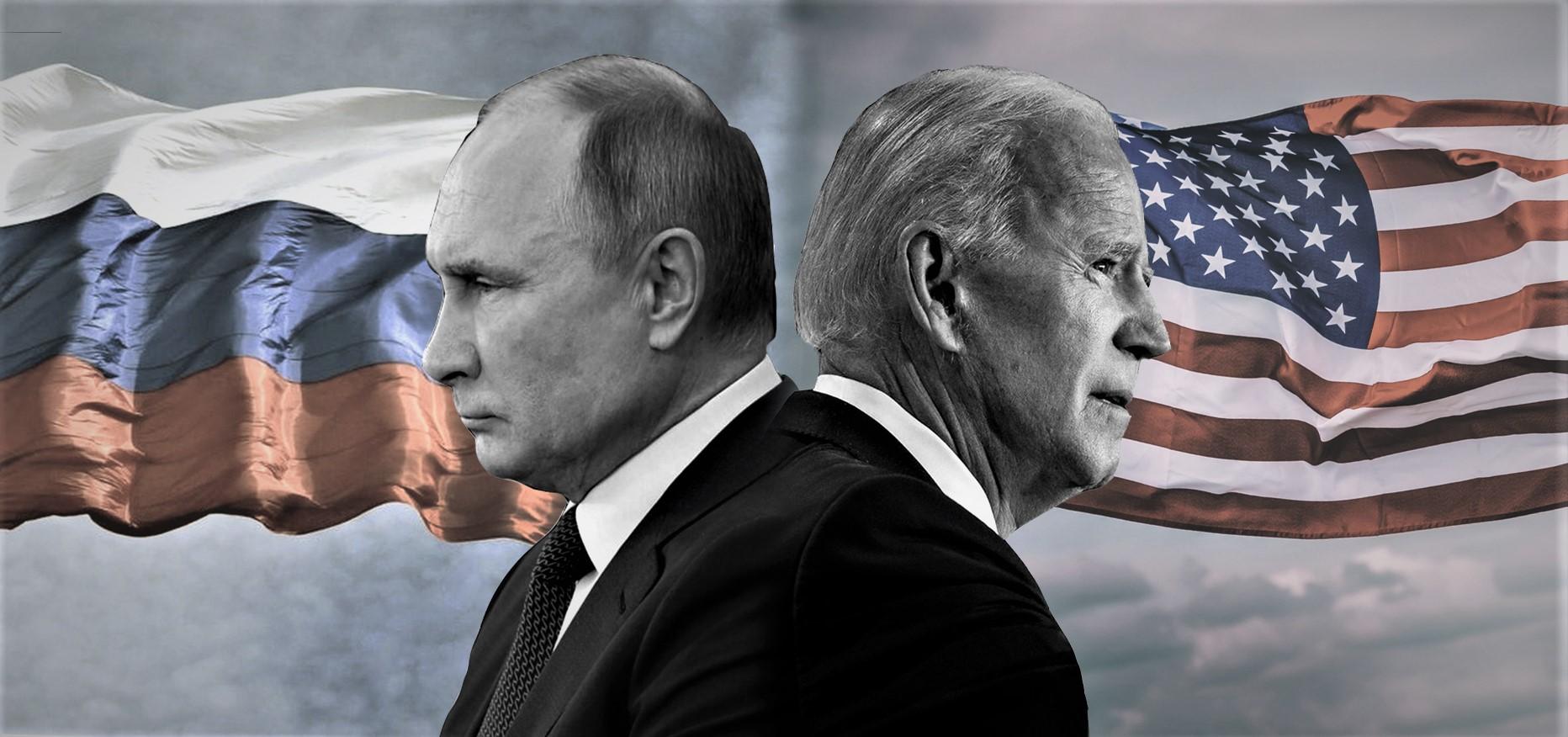 9846292 #блог featured, Владимир Путин, Джо Байден, Россия, сша