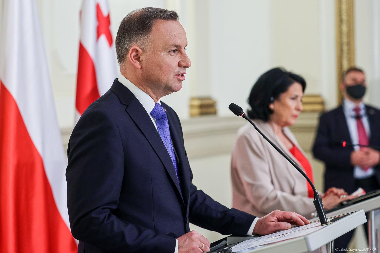 Andrzej Duda 2 Польша Польша