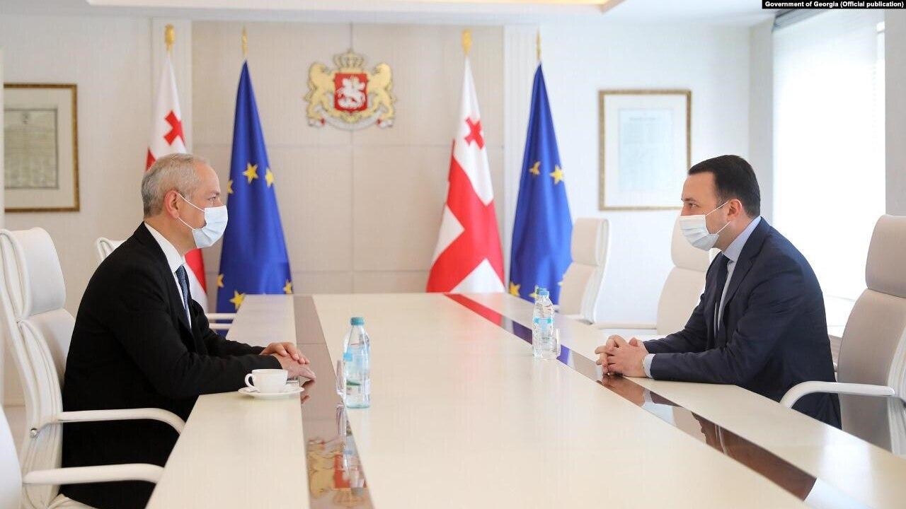 b6d91ff1 a755 48d7 846f #новости Ираклий Гарибашвили, Ираклий Сесиашвили, Премьер-министр Грузии, советник по вопросам обороны и безопасности