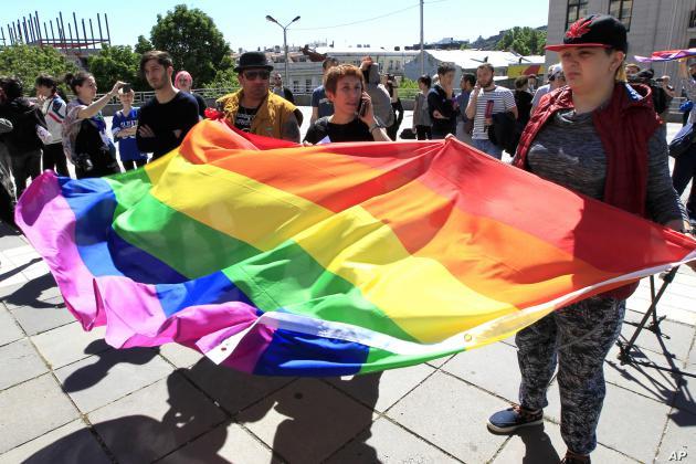 lgbt #новости GDI, Грузия, ЛГБТК, МВД Грузии, НПО