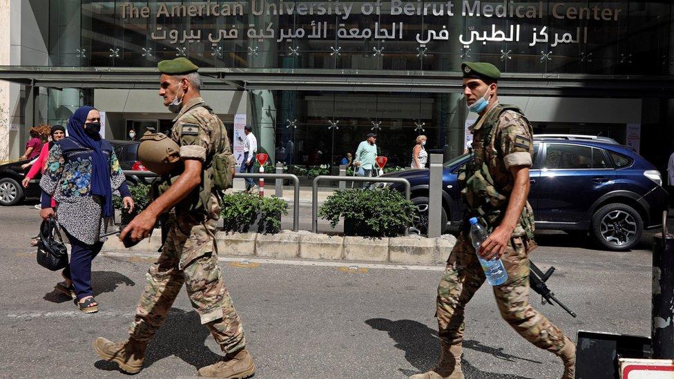 118963485 mediaitem118963481 Новости BBC Ливан
