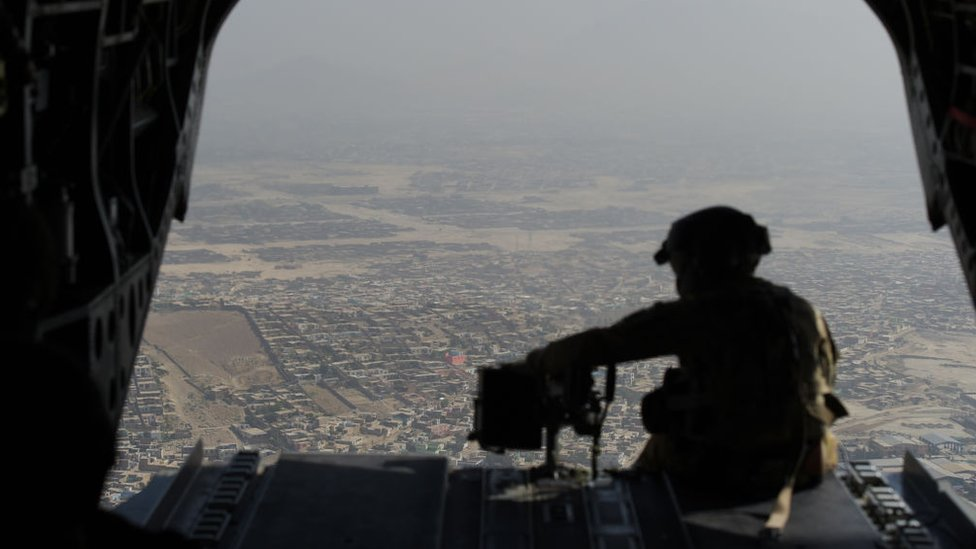 118981317 gettyimages 842680696 Новости BBC Афганистан, вывод войск