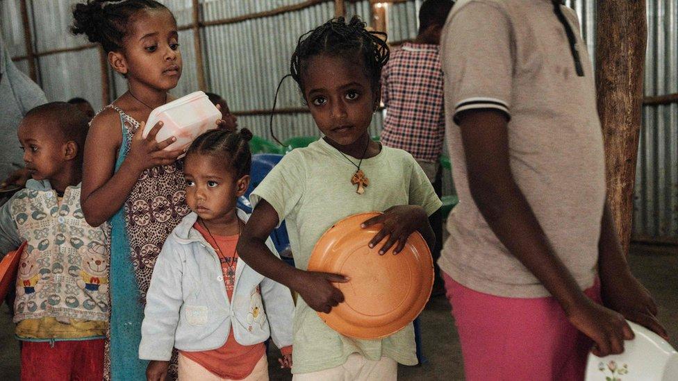 119128585 gettyimages 1233635595 1 Новости BBC война в Эфиопии