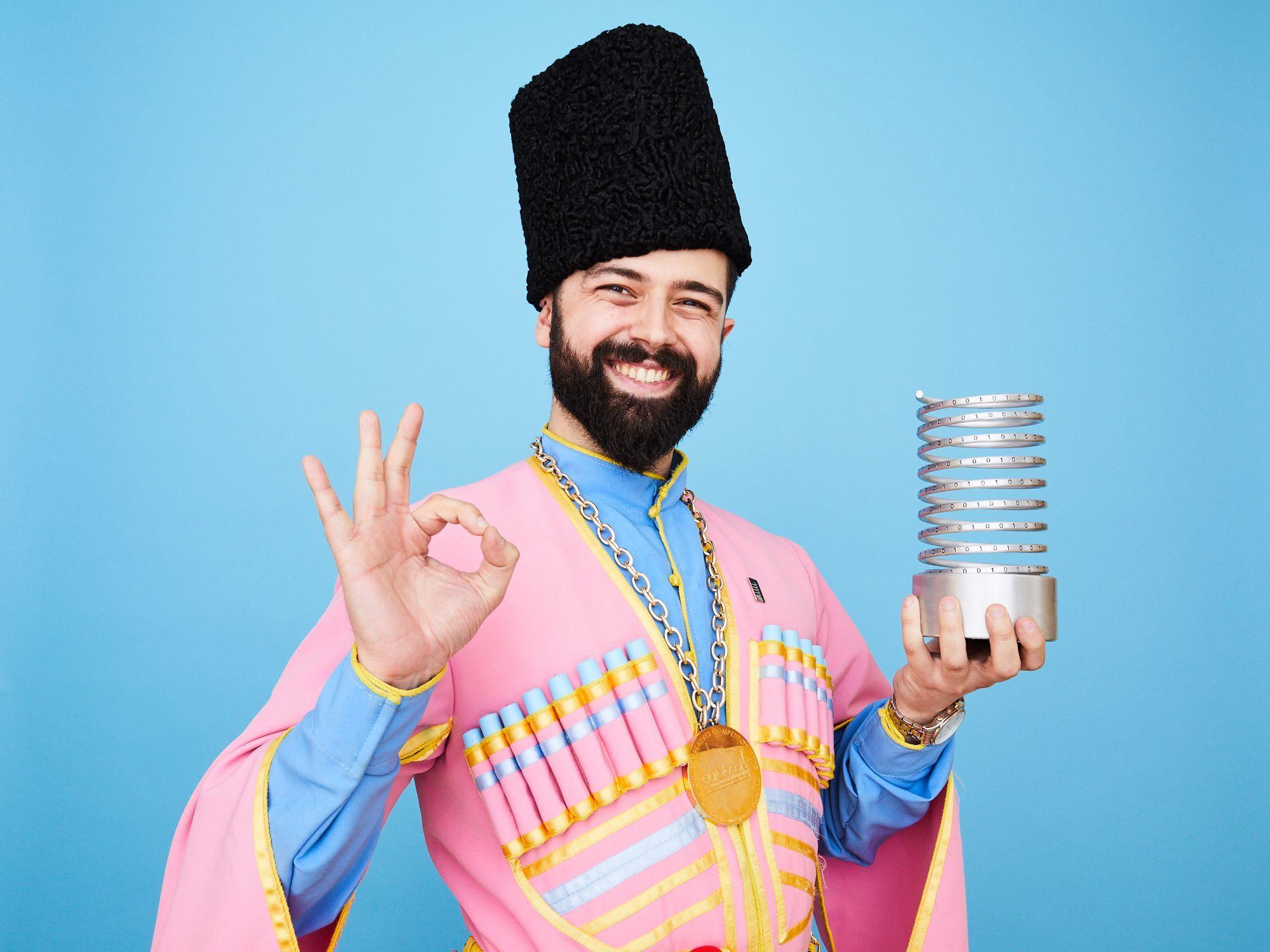 Он носит розовое: Грузия и цвето-гендерные нормы