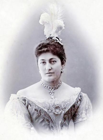 Agrippina Japaridze Countess Zarnekau Другая SOVA featured, Дадиани, история, тбилиси, туризм