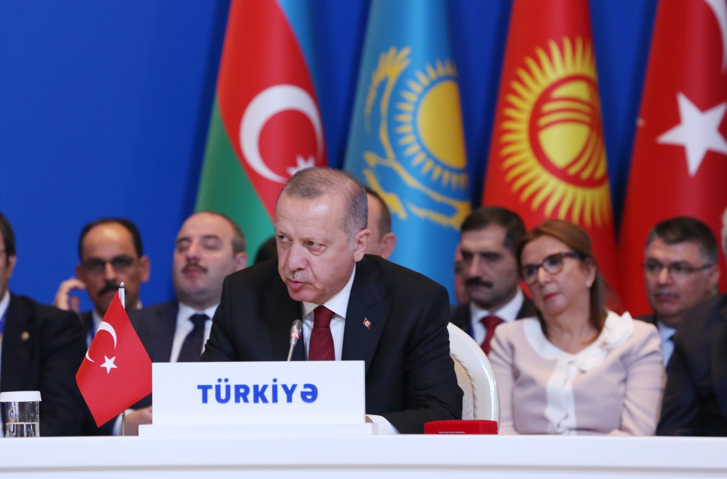 Baku hosts 7th Summit of Cooperation Council of Turkic Speaking States 05 Грузия-Турция Грузия-Турция