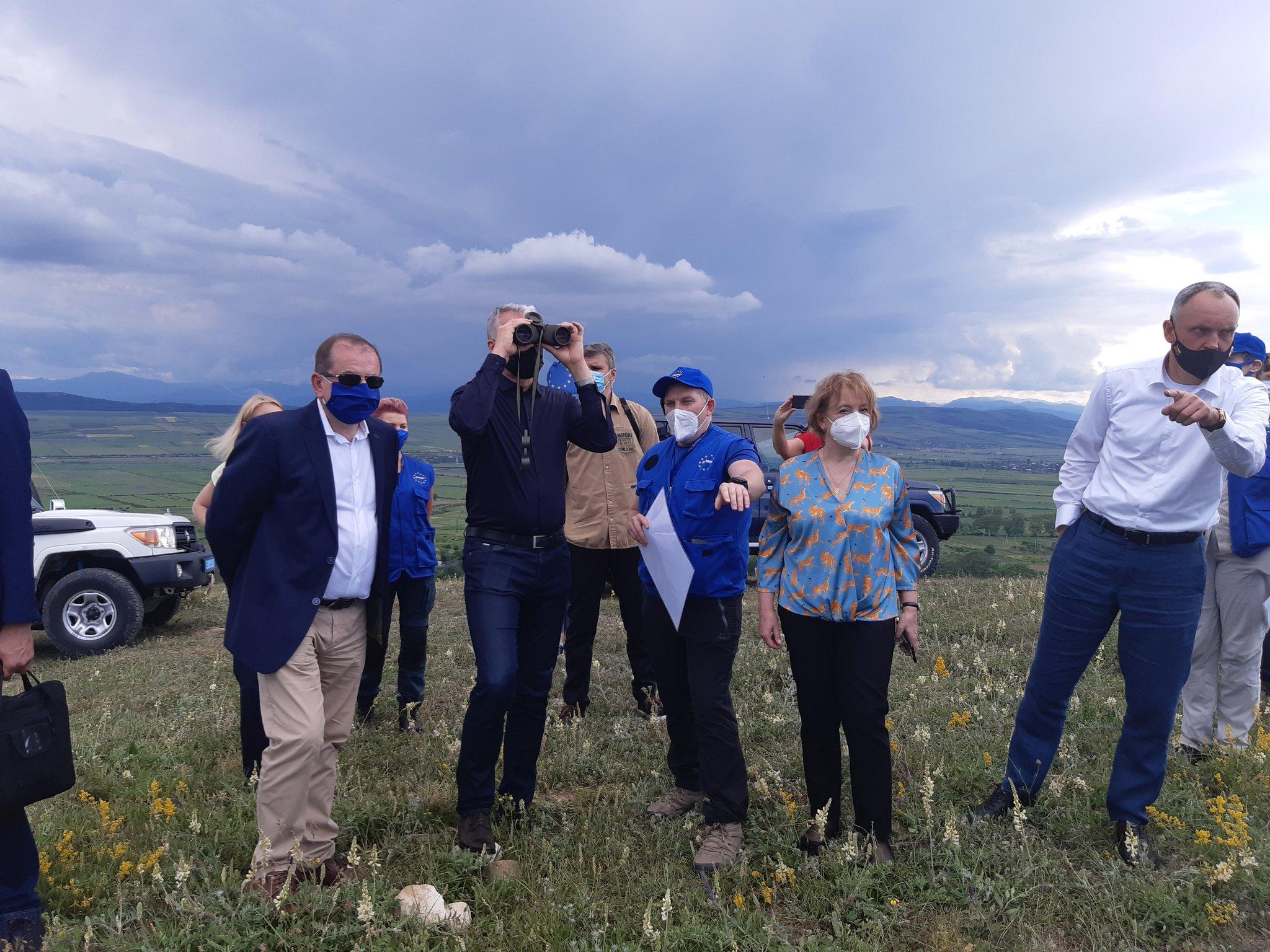 E3hcg0LWEAI862C #новости Гитанас Науседа, Грузия-Литва, Хурвалети
