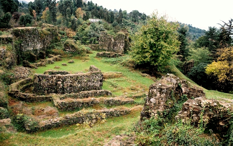 Petra Другая SOVA featured, Аджария, археология, Византия, история, Петра, Цихисдзири