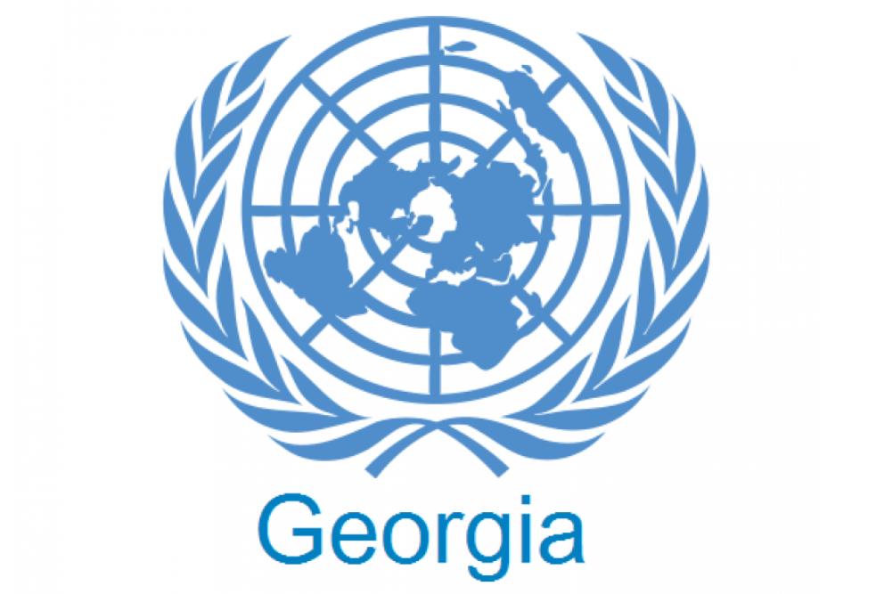 UN Georgia ООН ООН
