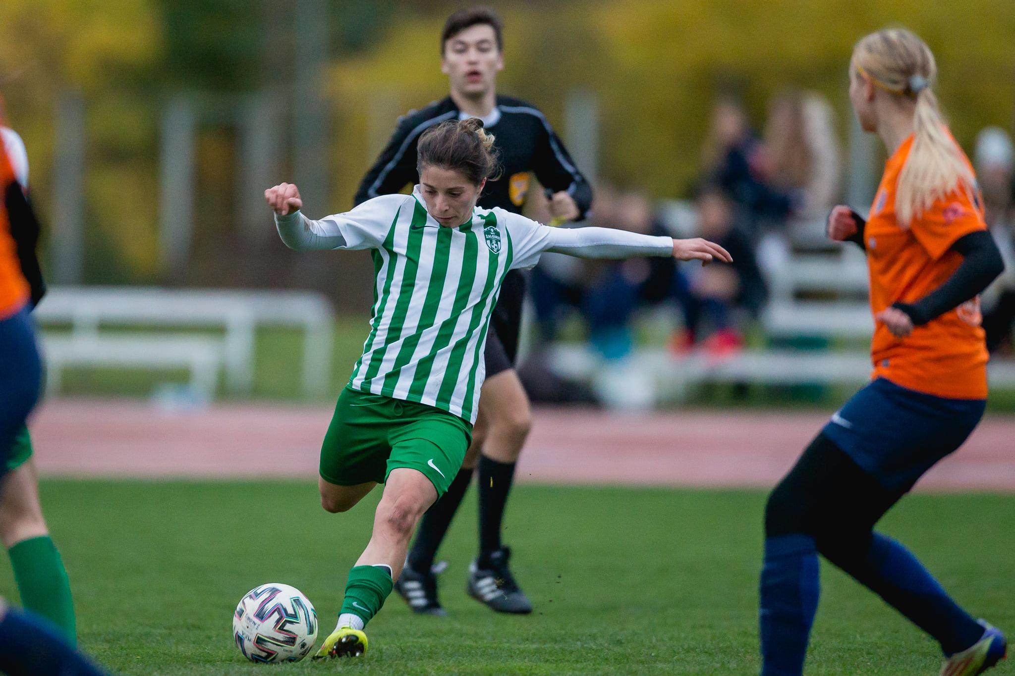 ana1 #общество featured, Ани Чеминава, женский футбол, спорт, футбол