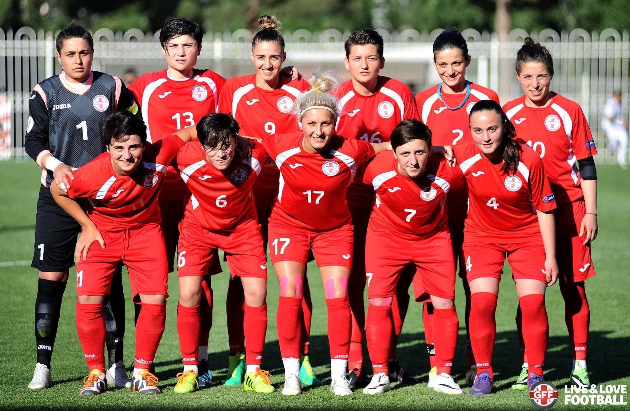ana5 #общество featured, Ани Чеминава, женский футбол, спорт, футбол