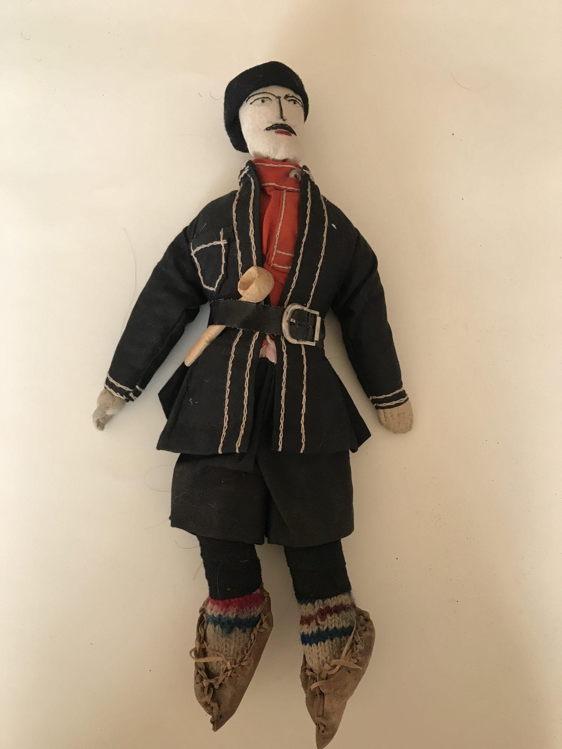 image00006 scaled Другая SOVA Гулико Квантидзе, игрушки, история, Национальный музей Грузии
