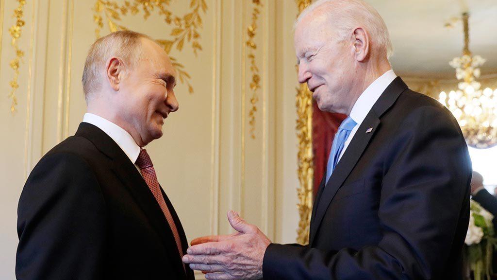 putin biden США-Россия США-Россия