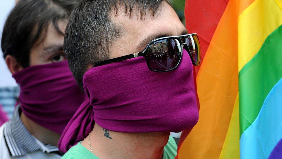 119231406 tbilisilgbt 1getty ЛГБТ ЛГБТ