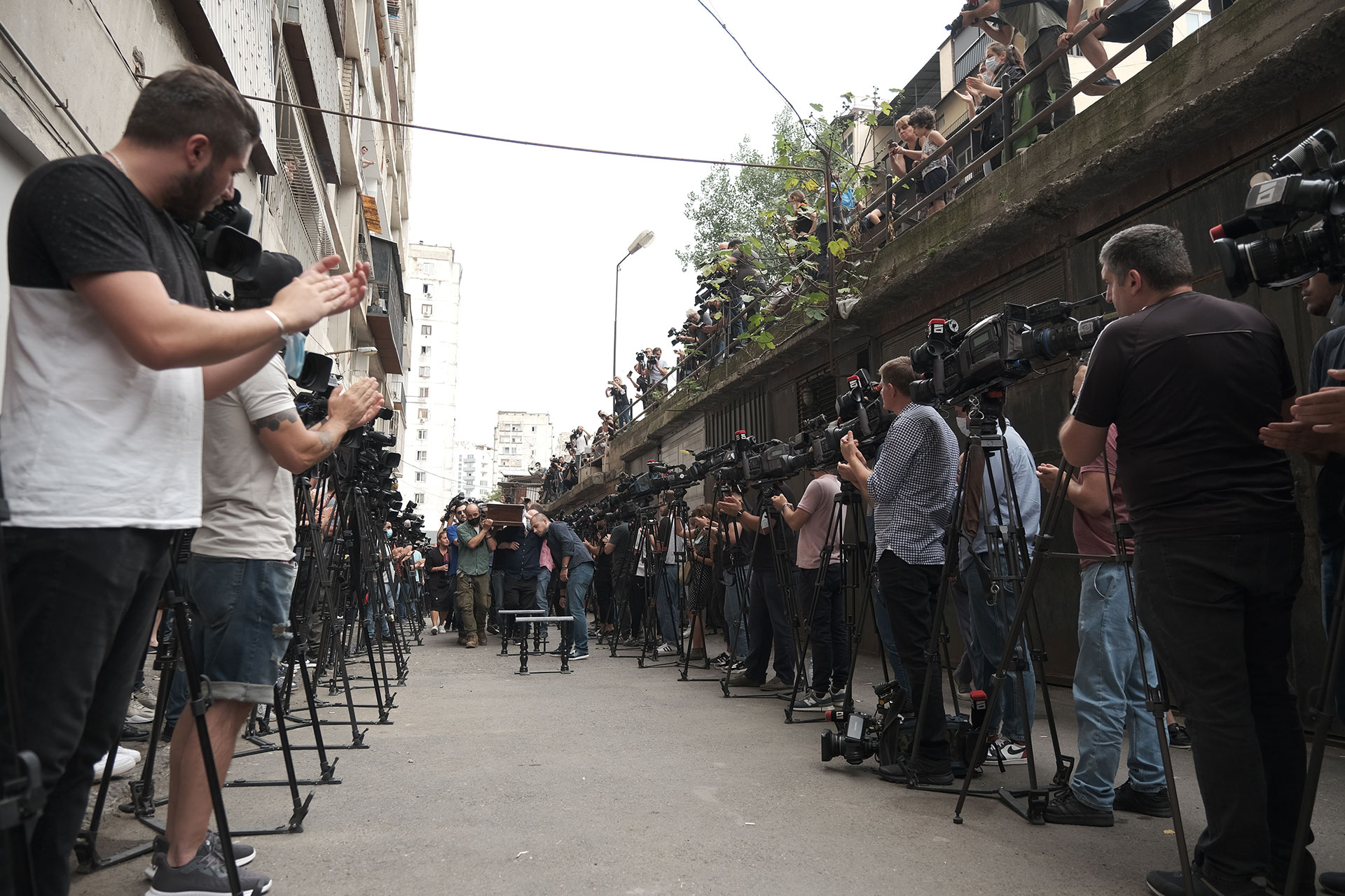 DSCF0371 #фоторепортаж featured, Tbilisi Pride 2021, журналистика, Лексо Лашкарава