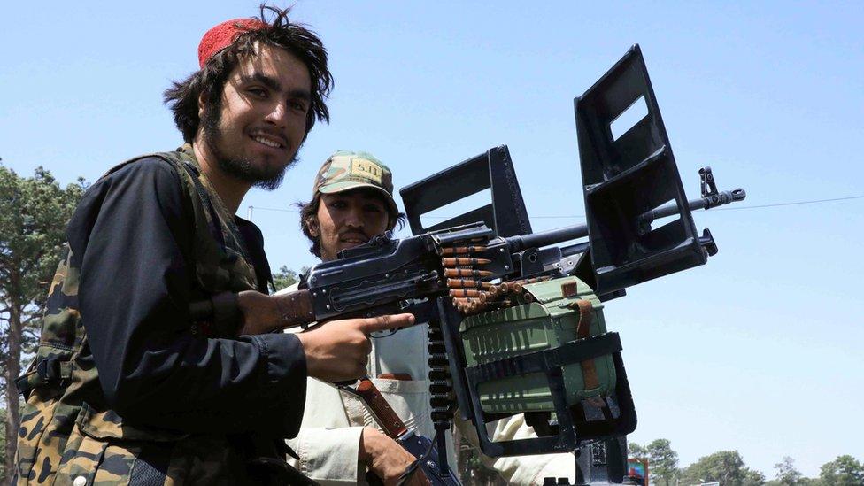 119912077 hi069409973 Новости BBC «Талибан», Афганистан, Кабул