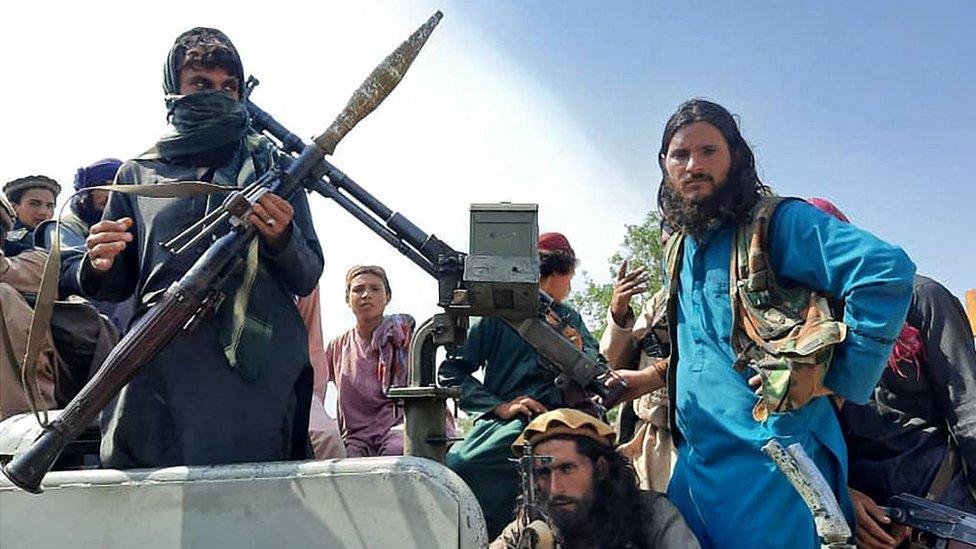 119946635 afgh 1608 taliban laghman afp Новости BBC «Талибан», Афганистан, миссия в Афганистане