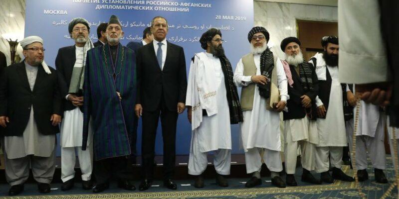 119968411 gettyimages 1146681952 Новости BBC «Талибан», Россия-Афганистан