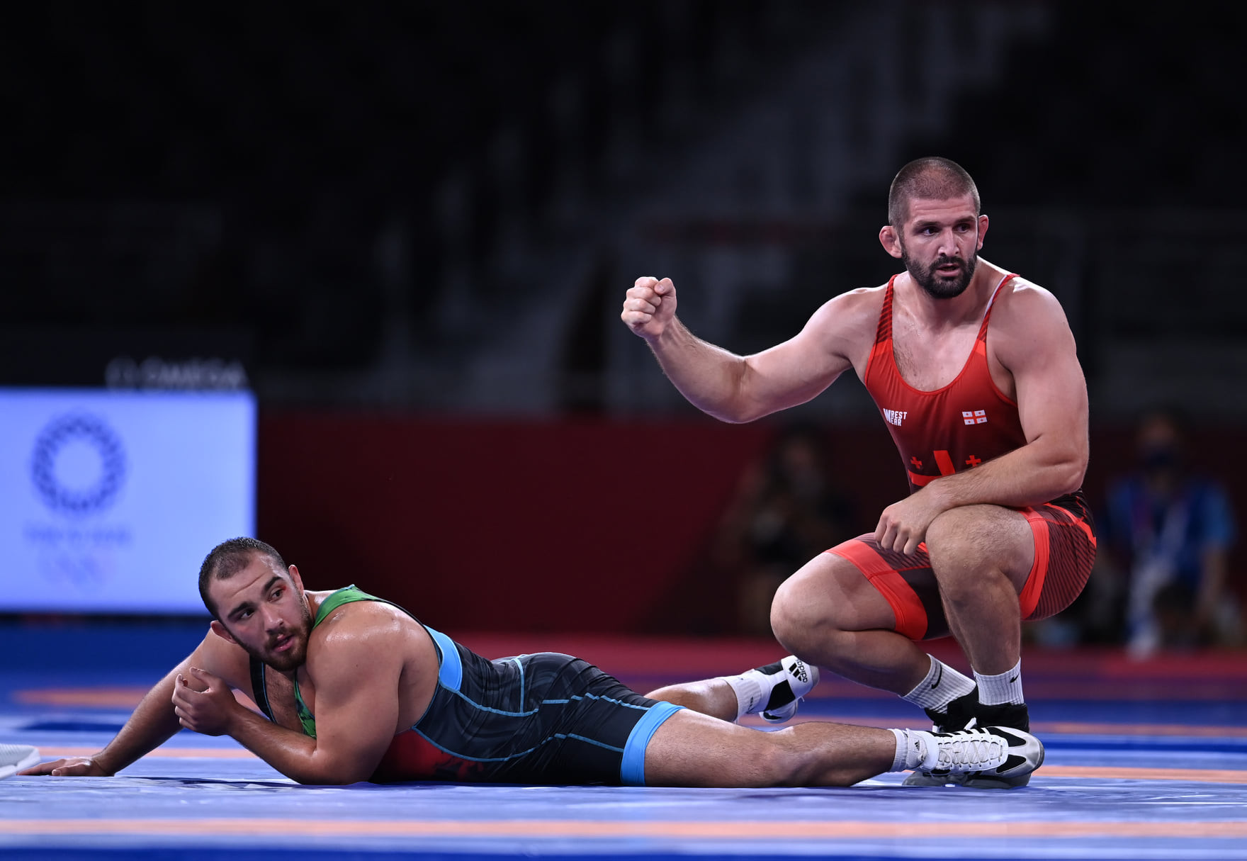 Geno Petriashvili 32 спорт спорт